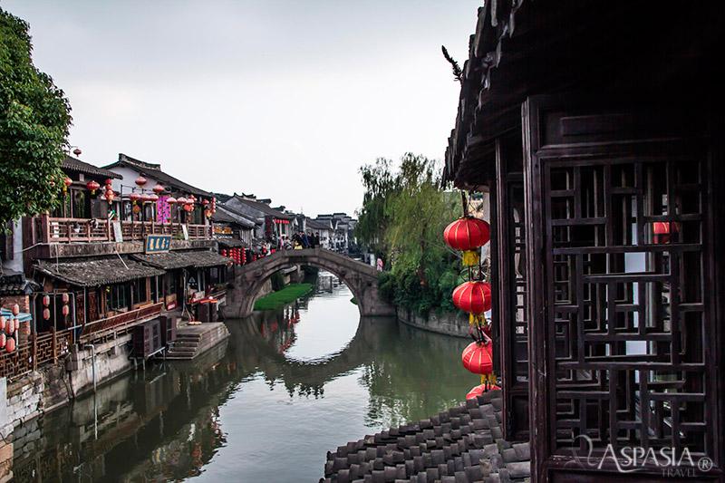 Hangzhou - Canales de oriente